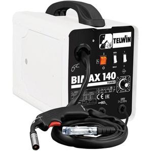 TELWIN Schutzgasschweißgerät »Bimax 140«, 50 - 120 A