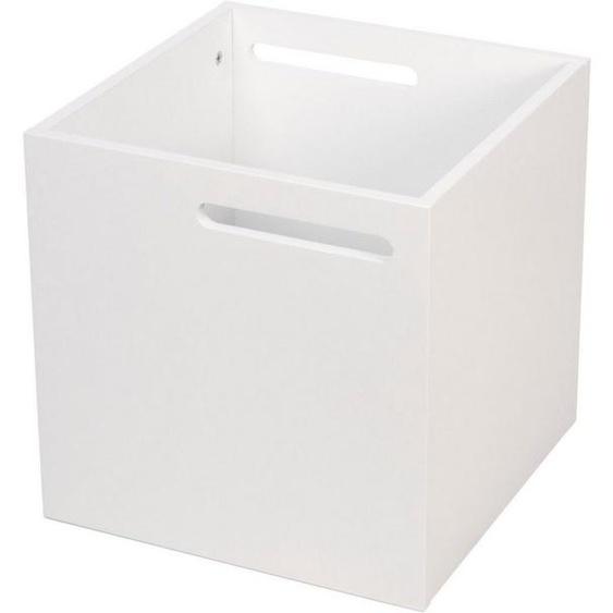 TemaHome Aufbewahrungsbox »Berlin«, mit Muldegriffen für einen praktischen Transport, in verschiedenen modernen Farbvarianten erhältlich
