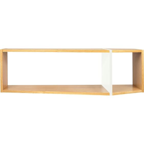TemaHome Mehrzweckregal One, bestehend aus 1x One Regalelement, in zwei Farben B/H/T: 120 cm x 35 40 beige Regalwürfel Weitere Regale