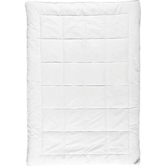 Tempur Duo-Decke 135/200 cm , Weiß , Textil , 135x200 cm