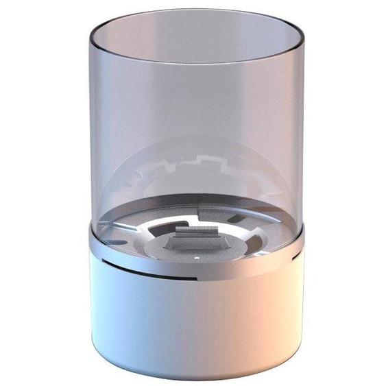 TENDERFLAME Tischfeuer »Turm«, mit Glasring