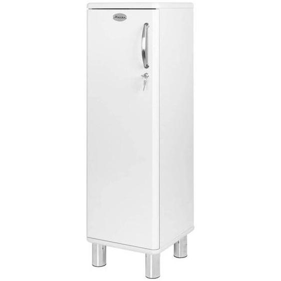 Tenzo Malibu Büroschrank 35x34x111cm  Weiß