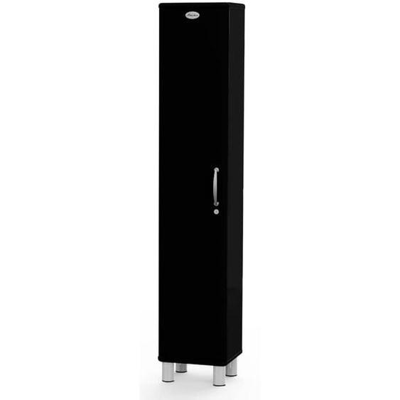 Tenzo Malibu Büroschrank 35x34x185cm  Schwarz