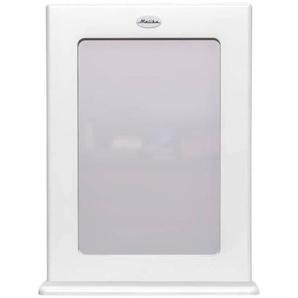 Tenzo Malibu Spiegel 60x80cm Weiß