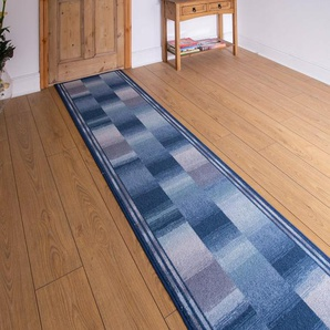 Teppich Almeida in Blau