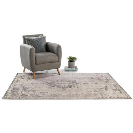Teppich Antique in Grau