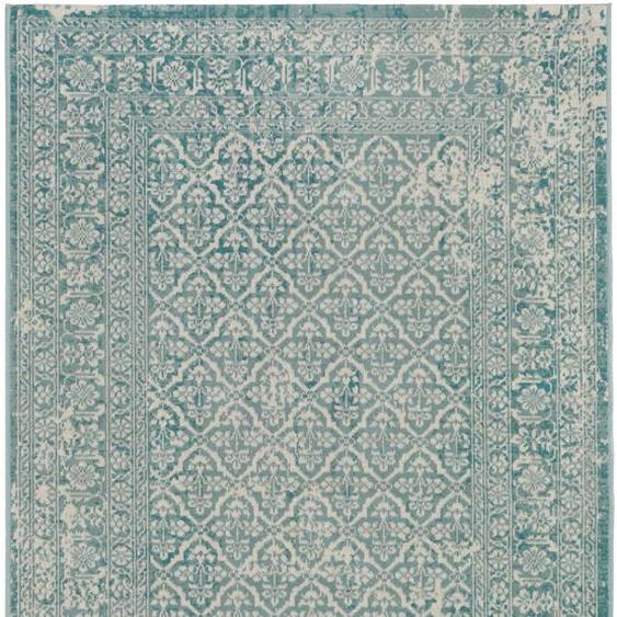 In- & Outdoor-Teppich Antique Türkis 160x230 cm
