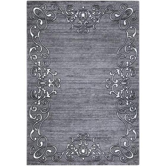 Teppich Brice in Grau