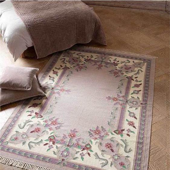 Teppich Clara - bunt - 80 % Wolle, 20 % Baumwolle - Teppiche
