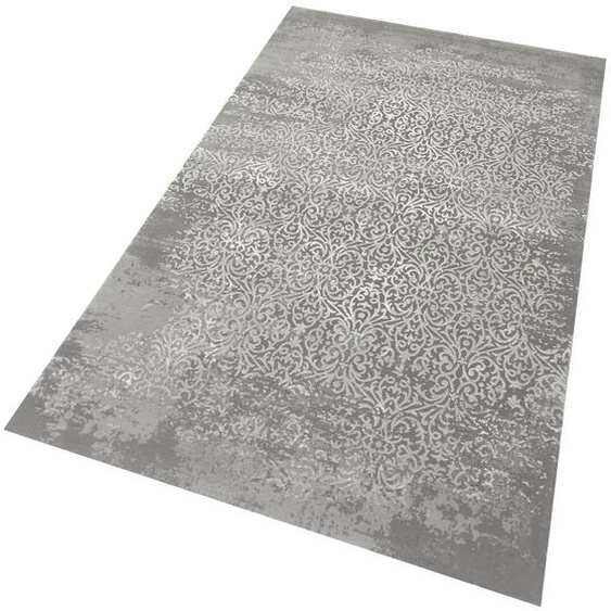 Teppich Drew in Grau
