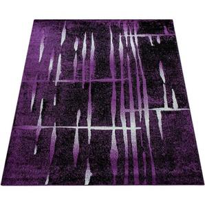 Teppich »ECE 924«, Paco Home, rechteckig, Höhe 14 mm, Kurzflor, Matrix Design, Wohnzimmer