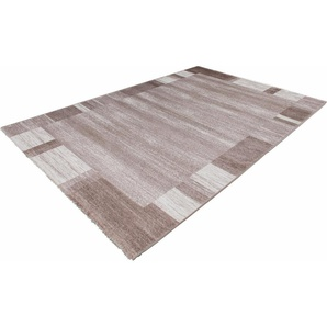 Teppich »Feeling 500«, LALEE, rechteckig, Höhe 15 mm, Wohnzimmer