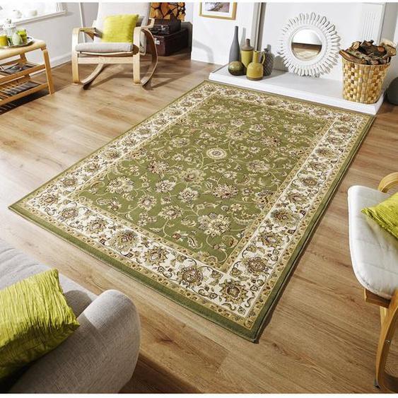 Teppich Finis in Grün