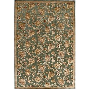 Teppich Flero in Grün