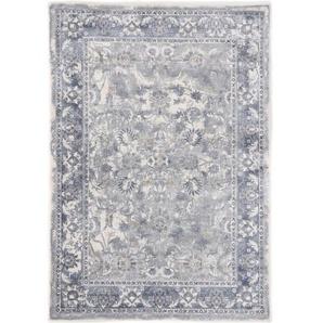 Teppich Frahm in Blau