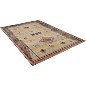 Teppich »Gabiro 002«, THEKO, rechteckig, Höhe 10 mm, Orient Optik