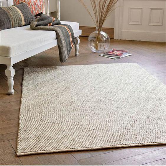 Teppich Gravity - bunt - 70 % Wolle, 30 % Baumwolle - Teppiche