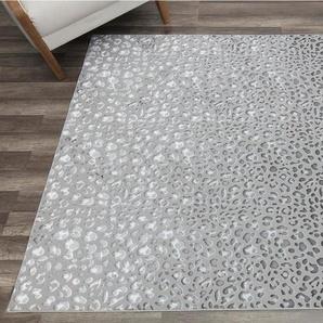 Teppich »Hazel Leopard«, CosmoLiving by Cosmopolitan, rechteckig, Höhe 7 mm, Leo Design, Wohnzimmer