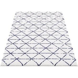 Teppich »Jamal«, Home affaire, rechteckig, Höhe 12 mm, Besonders weich durch Microfaser, Wohnzimmer