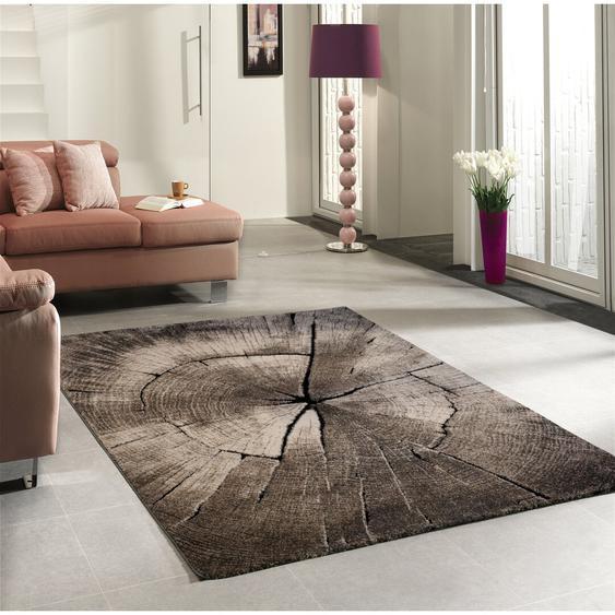 Teppich Javen in Grau