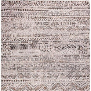Teppich »KILIM«, louis de poortere, rechteckig, Höhe 3 mm, Flachgewebe, reine Baumwolle, Wohnzimmer