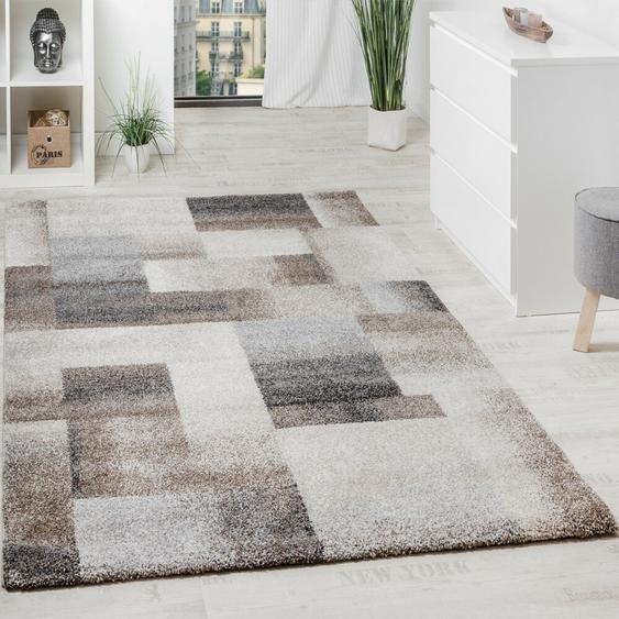 Teppich Langan in Beige/Crème