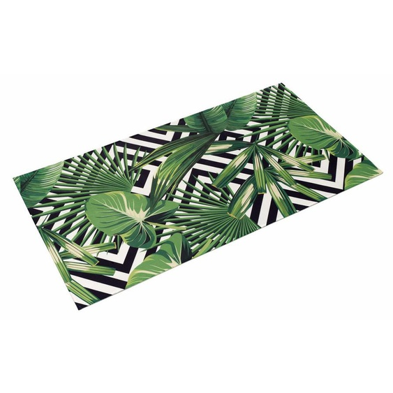 Teppich »Lovely Kids 409«, Böing Carpet, rechteckig, Höhe 6 mm, Motiv Dschungelpflanzen, Wohnzimmer