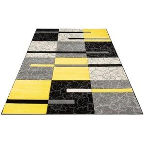 Teppich »Lucien«, my home, rechteckig, Höhe 10 mm, weiche Haptik, Wohnzimmer