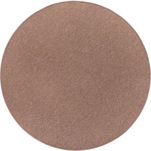 Teppich »Luton«, LUXOR living, rund, Höhe 5 mm