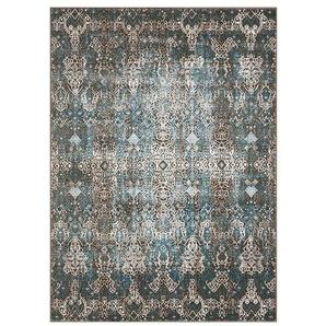 Teppich Maura in Blau