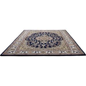 Teppich »Nain«, Theko Exklusiv, rechteckig, Höhe 12 mm, Orient-Optik