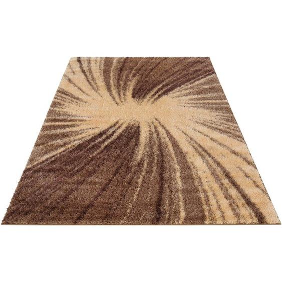 Teppich, Narva, my home, rechteckig, Höhe 32 mm, maschinell gewebt 2, 80x150 cm, mm braun Kinder Bunte Kinderteppiche Teppiche