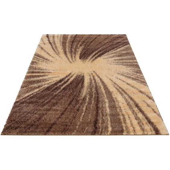 Teppich, Narva, my home, rechteckig, Höhe 32 mm, maschinell gewebt 3, 120x180 cm, mm braun Kinder Bunte Kinderteppiche Teppiche