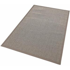 Teppich »Naturino Rips«, Dekowe, rechteckig, Höhe 7 mm, In- und Outdoor geeignet, Sisaloptik