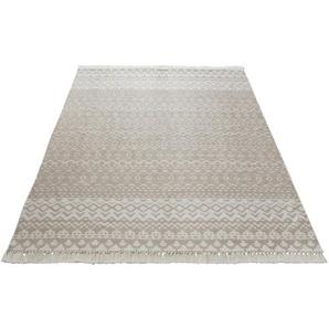 Teppich »Noa«, andas, rechteckig, Höhe 3 mm, Pastell-Farben