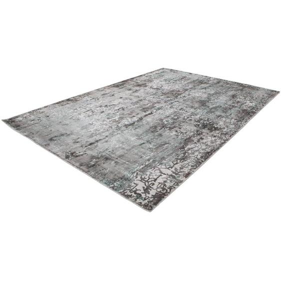 Teppich, Ocean 200, Arte Espina, rechteckig, Höhe 17 mm, handgewebt 3, 130x190 cm, mm blau Kinder Bunte Kinderteppiche Teppiche