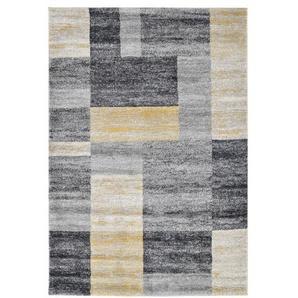 Teppich Paramonos in Grau