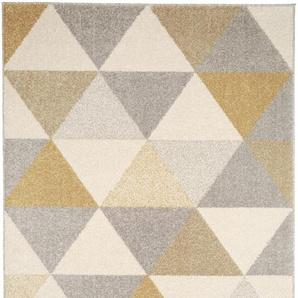 Teppich Pastel Gelb 200x290 cm