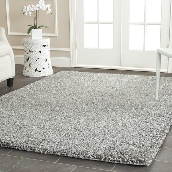 Teppich Saltash in Silber