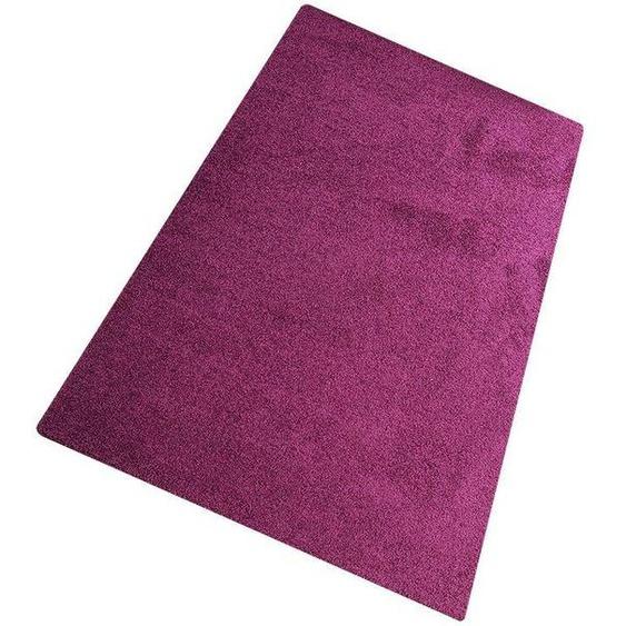 Teppich »Shaggy Pulpo«, Living Line, rechteckig, Höhe 22 mm, Shaggy Teppich, Wohnzimmer