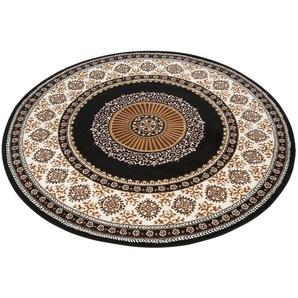 Teppich »Shari«, DELAVITA, rund, Höhe 7 mm, Orient - Dekor