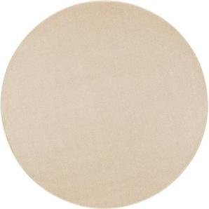 Teppich »Shashi«, HANSE Home, rund, Höhe 8,5 mm