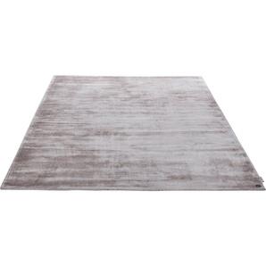 Teppich »Shine uni«, TOM TAILOR, rechteckig, Höhe 8 mm, Vintage Design, mit elegantem Schimmer, Wohnzimmer