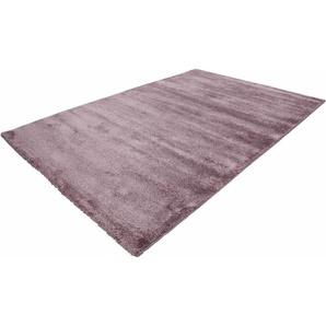 Teppich »Softtouch 700«, LALEE, rechteckig, Höhe 22 mm, pastell Farben, Wohnzimmer