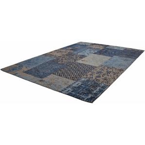 Teppich »Symphony 160«, Kayoom, rechteckig, Höhe 8 mm, Flachgewebe, reine Baumwolle, Wohnzimmer