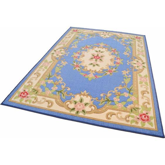 Teppich »Versailles 501«, THEKO, rechteckig, Höhe 11 mm, Orient-Optik, Wohnzimmer