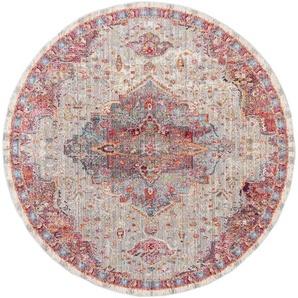 Teppich Visconti Multicolor ø 180 cm rund