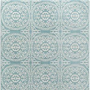Teppich Visconti Türkis 200x300 cm