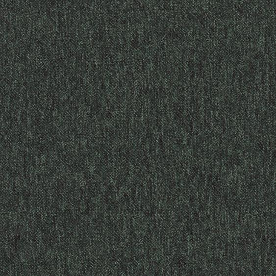 Teppichfliese Austin, quadratisch, 6 mm Höhe, grün, selbstliegend, leicht austauschbar B/L: 50 cm x cm, 4 St. grün Teppichfliesen Bodenbeläge Bauen Renovieren
