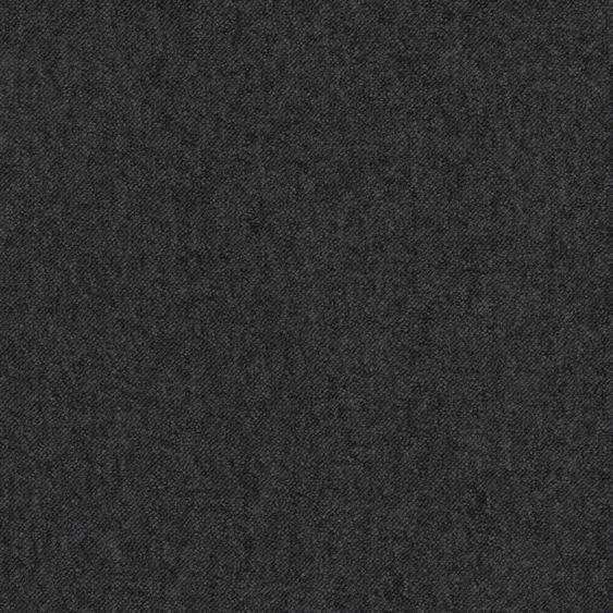Teppichfliese City, quadratisch, 3 mm Höhe, selbstliegend B/L: 50 cm x cm, 20 St. schwarz Teppichfliesen Bodenbeläge Bauen Renovieren